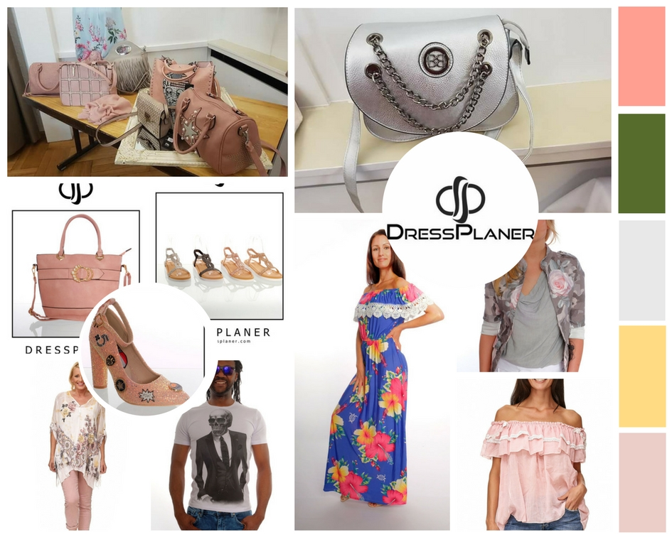 Dressplaner - sklep internetowy z możliwością zarabiania