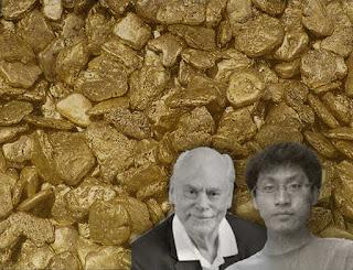 Sir Fraser Stoddart, chemistry and Zhichang Liu