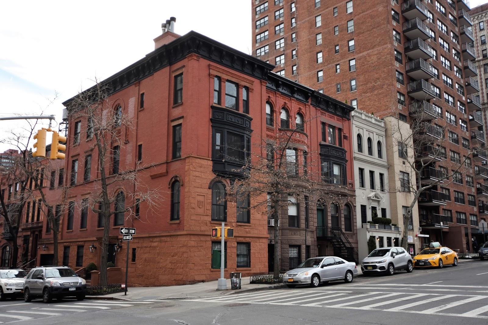 Daytonian in Manhattan: The Dore Lyon House - No 1217 Park Avenue