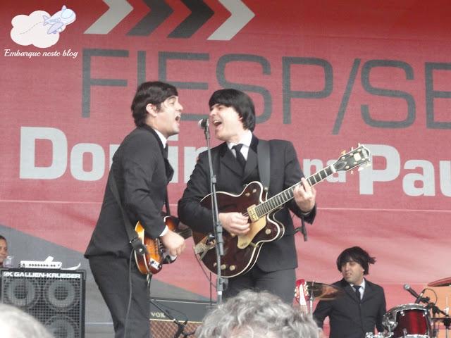 Domingo na Paulista - Beatles 4Ever Brasil