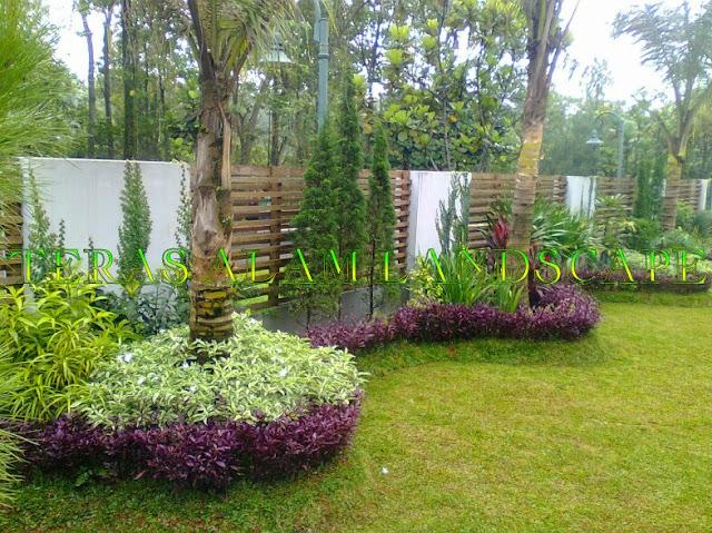 jasa pembuatan taman cawang