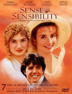 1995 Sense and Sensibility Sensatez y sentimientos alan rickman
