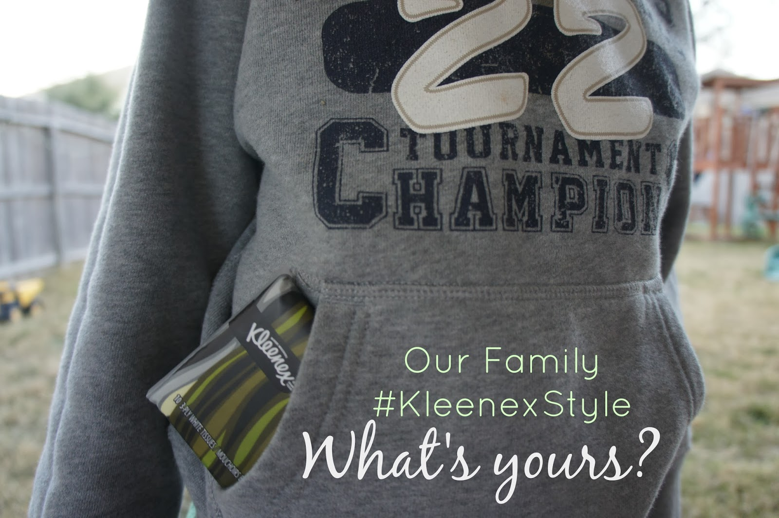 Our Family & Kids #KleenexStyle - What's yours? #sp