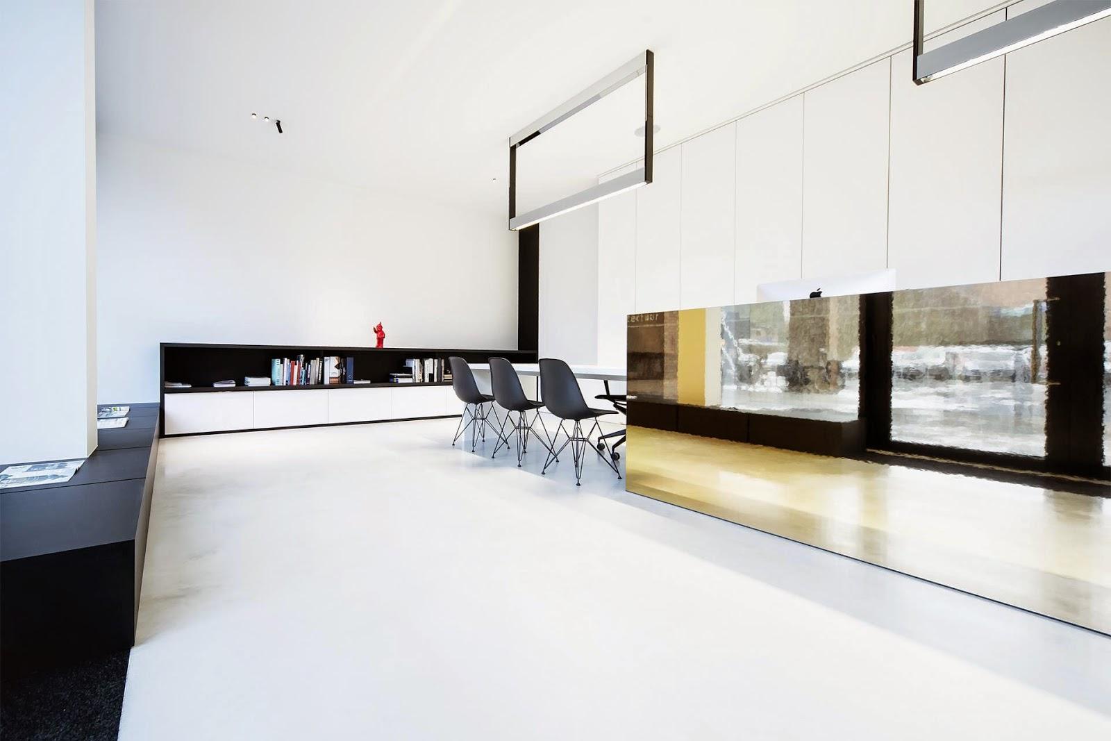Simplicity love office belgium imore interieurarchitectuur