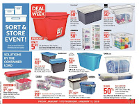 Canadian tire Flyer Canada January 5 - 11, 2018