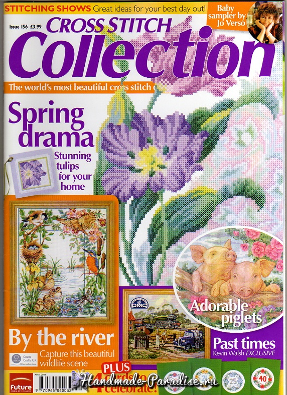 Cross Stitch collection 156. ����� ������� �������