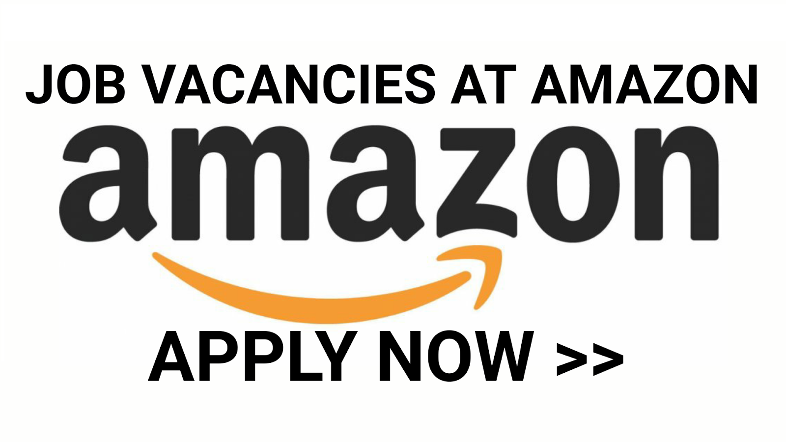 new career opportunities in amazon