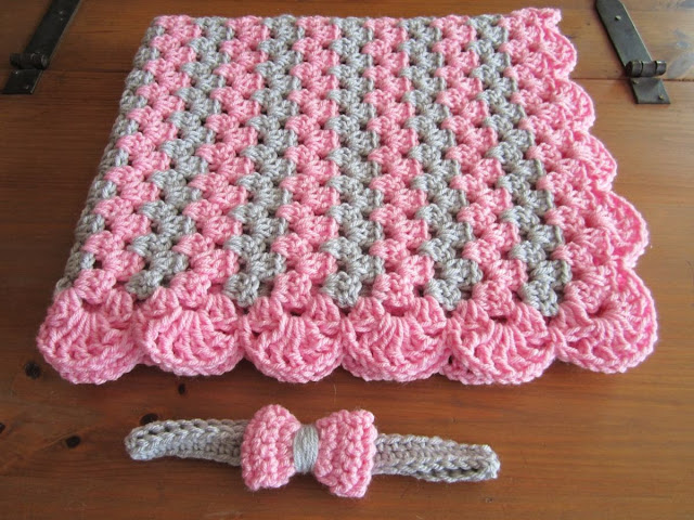 Crochet Afghan Pattern Zig Zag : zigzag afghan pattern crochet blanket - Free Crochet Patterns