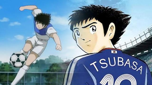 Captain Tsubasa Dream Team ikut meramaikan Piala Dunia 2018