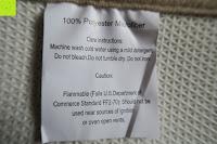 """Etikett: Norcho Weiche Mikrofaser Badematte Luxus Rutschfest Antibakteriell Gummi Teppich 27""""x18"""" Khaki"""