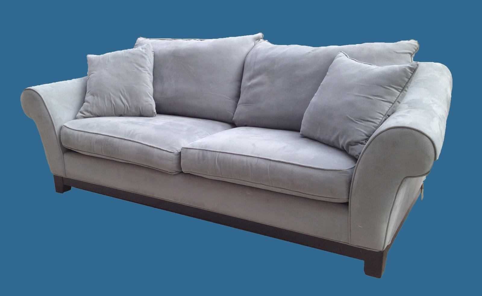 Outstanding Uhuru Furniture Collectibles Soft Blue Microfiber Sofa Machost Co Dining Chair Design Ideas Machostcouk