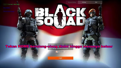 black squad cit indonesia
