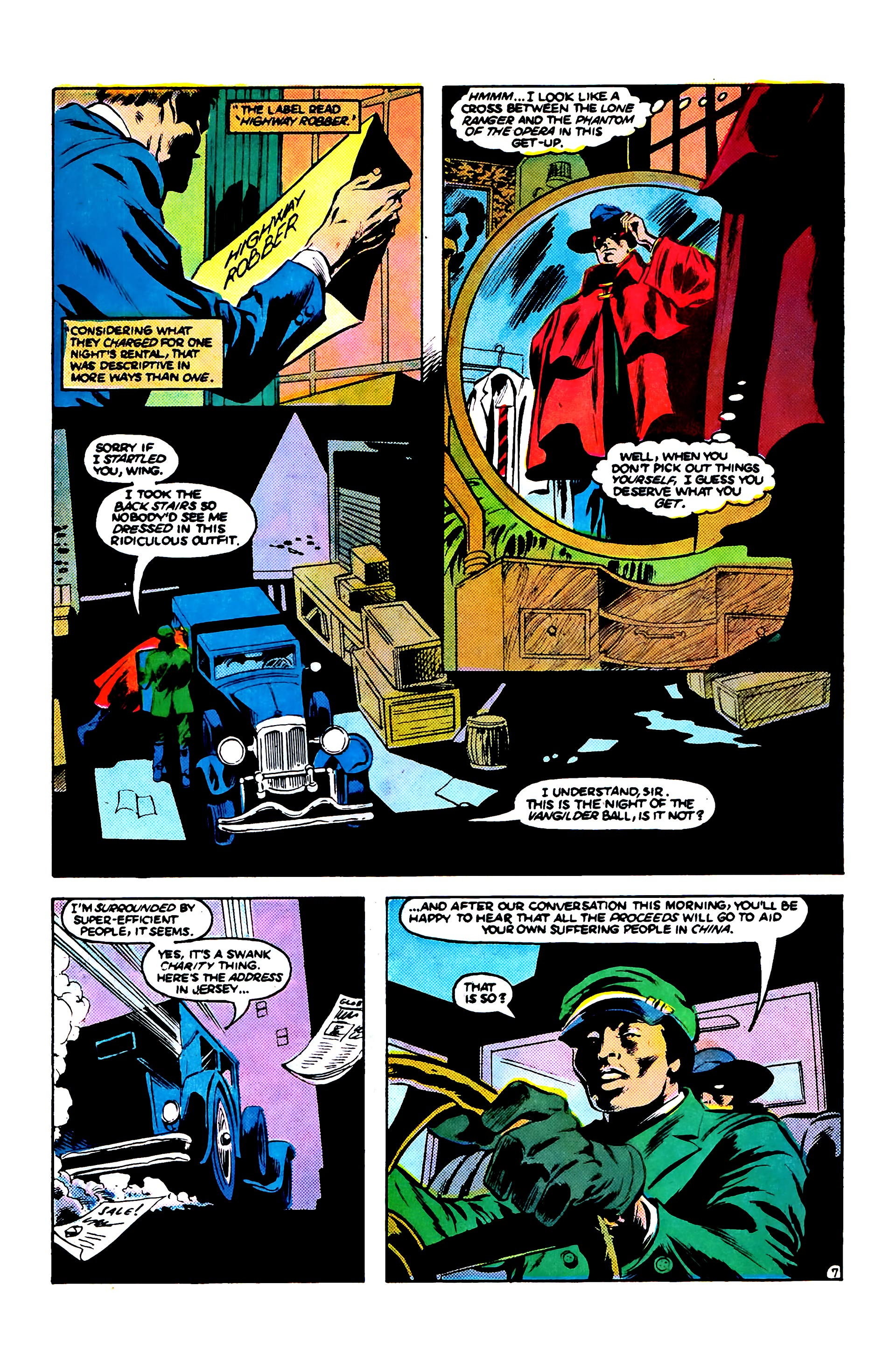 Read online Secret Origins (1986) comic -  Issue #5 - 11