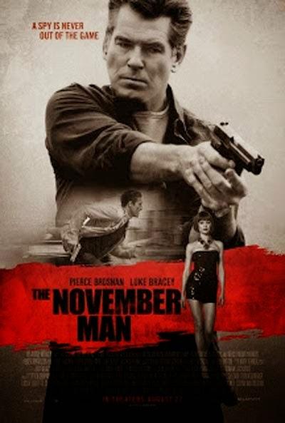 November Man: Um Espião Nunca Morre – Dublado (2014)