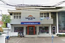 Lowongan Kerja Padang: Apotek Kimia Farma A Yani Januari 2019