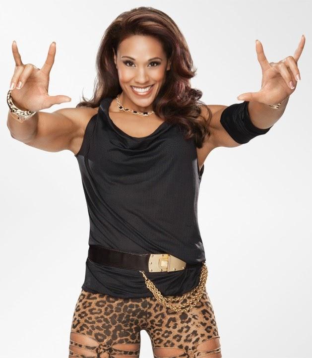 WWE Divas - Tamina Snuka