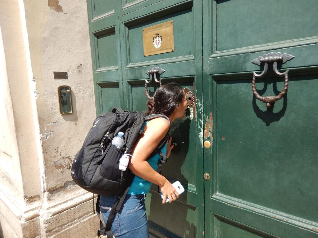 Buraco da Fechadura na Itália