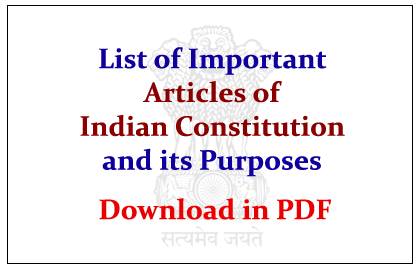 Of schedules indian constitution pdf