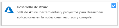 Workload Desarrollo de Azure