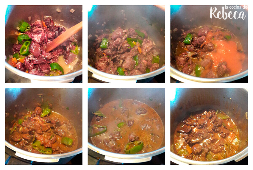 La cocina de rebeca liebre guisada - Como cocinar liebre ...