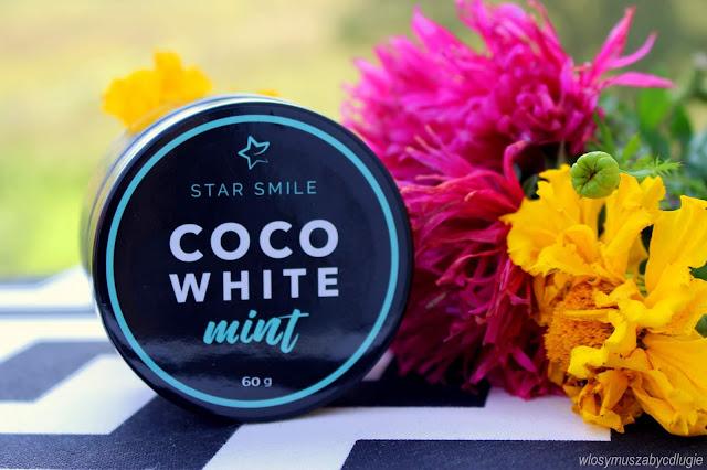 StarSmile – CoCo White Mint – Proszek naturalnie wybielający zęby na bazie węgla aktywnego. + RABAT dla Was