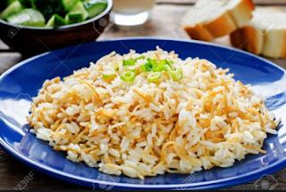 طرق تحضير الأرز بالشعرية