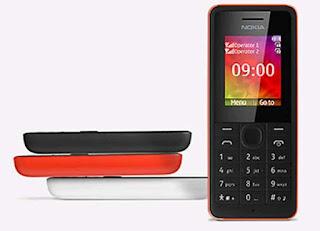 Nokia 107 Harga