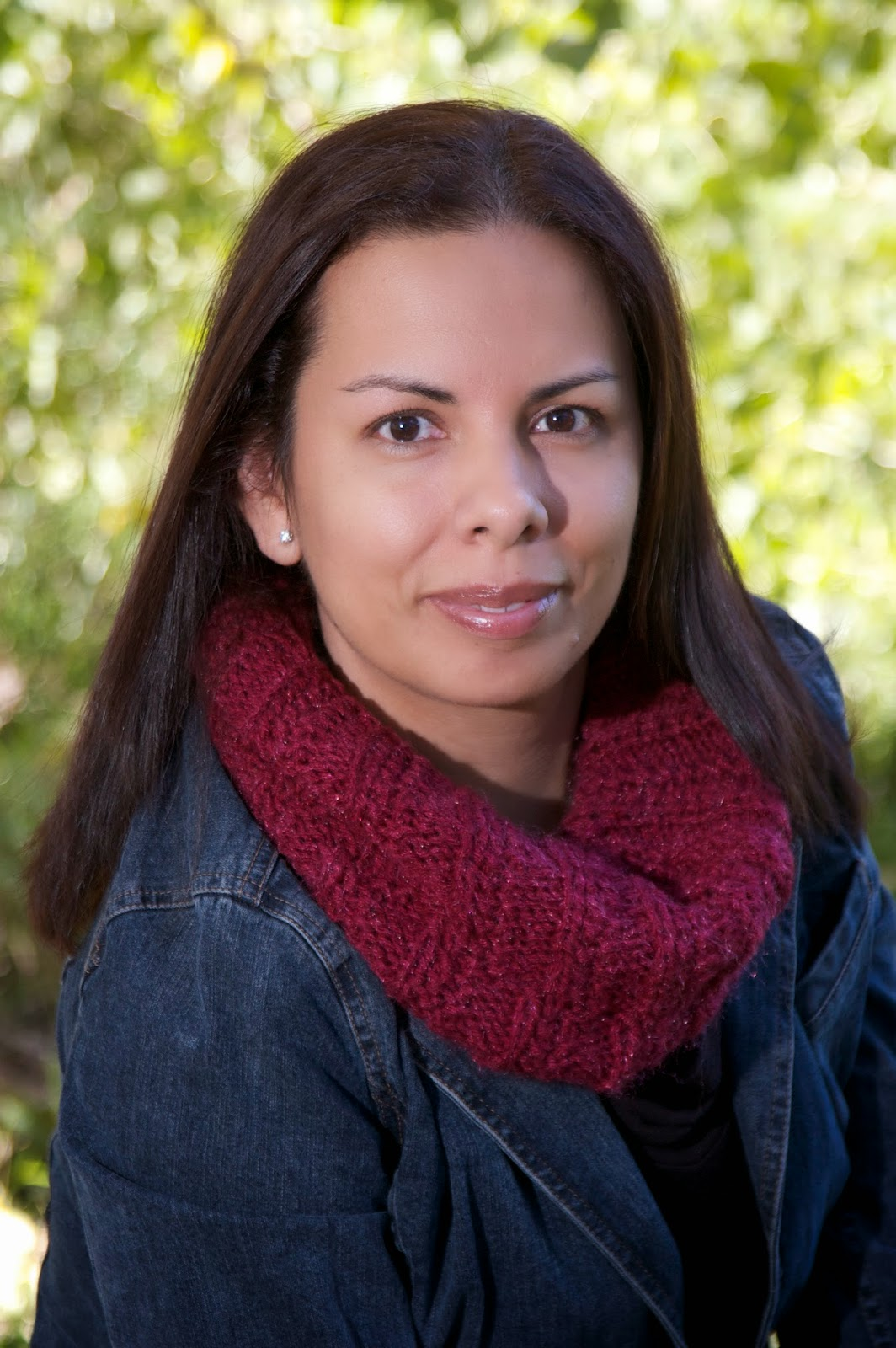 Claudia Y. Burgoa - Author of Getting By