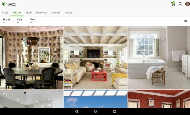 Houzz - Ανακαινίστε το σπίτι σας μέσα από μια εφαρμογή