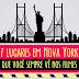 Os 7 lugares de Nova York que você sempre vê nos filmes