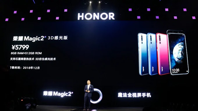 Honor Magic 2 3D With Enhanced Face Unlock Coming Quickly: Worth, Specs