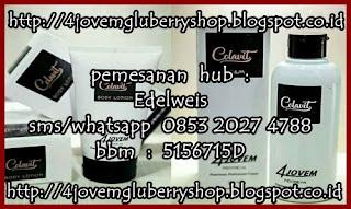 Collavit Foam Cleanser Dan Body Lotion Dari Jovem pemesanan edelweis 085320274788 bbm 5156715D