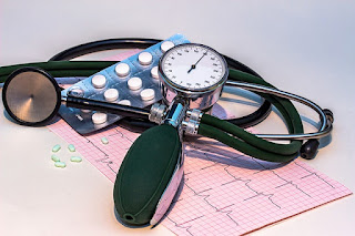 monitor of blood pressure