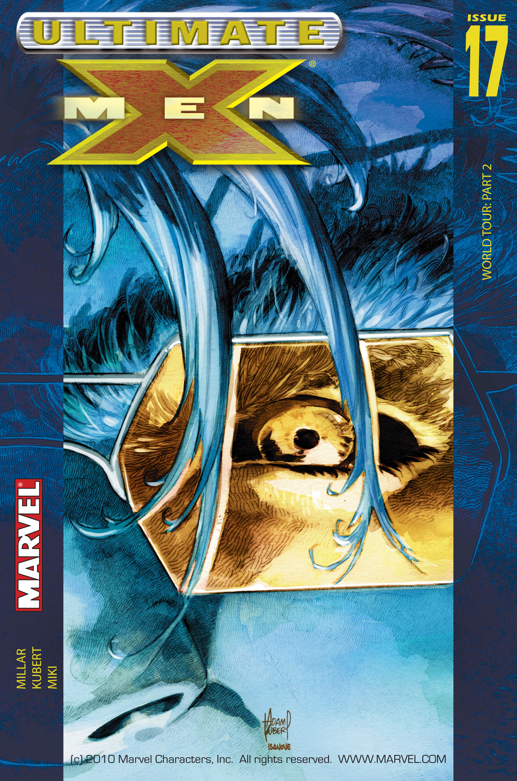 Read online Ultimate X-Men comic -  Issue #17 - 1