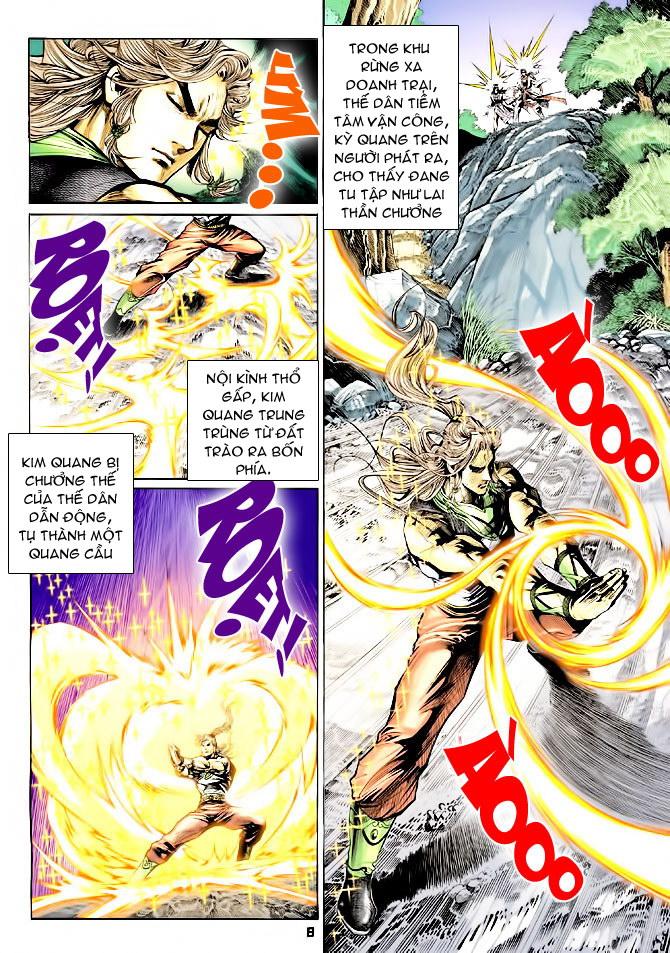 Đại Đường Uy Long chapter 44 trang 8