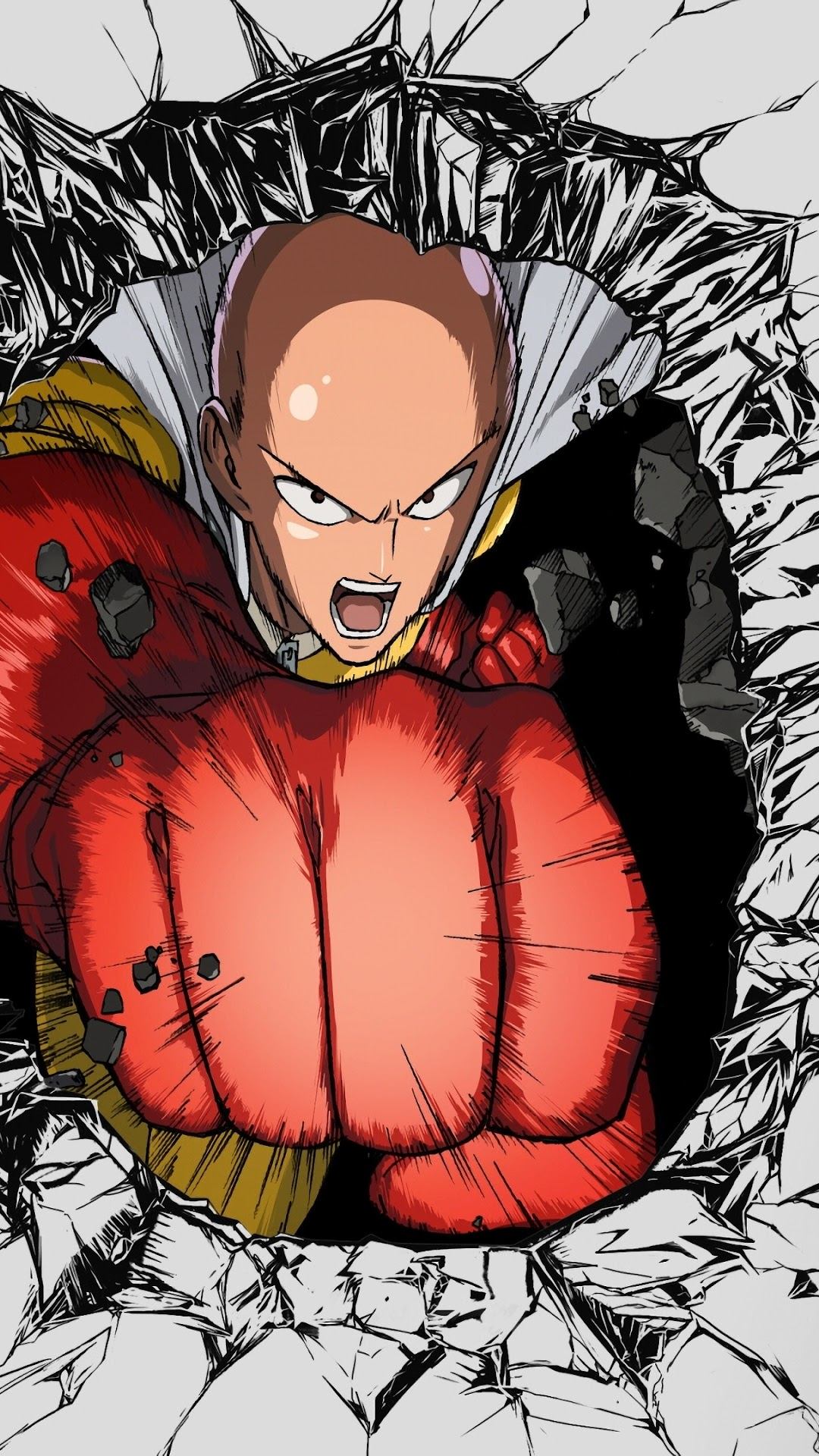 Download Home Screen Saitama Wallpaper Cikimm Com