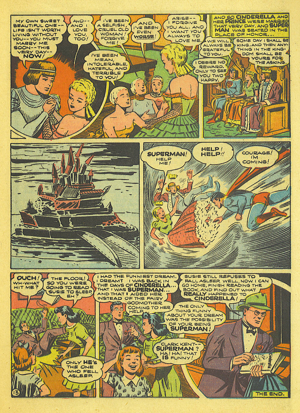 Action Comics (1938) 59 Page 13