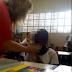 Professora agride aluno em sala de aula