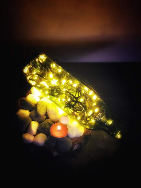 Jak zrobić lampę z butelki? Warsztaty upcyklingowe z marką Cono Sur.