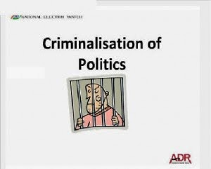 Criminilization in Indian Politics : GD & Lecturette topics