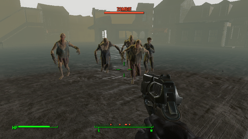 Modding on integrated intel graphics - Zombie Walkers