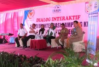 Poto Tano Dicanangkan Sebagai Kampung KB