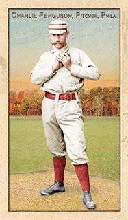 Charlie Ferguson was a Philadelphia baseball star