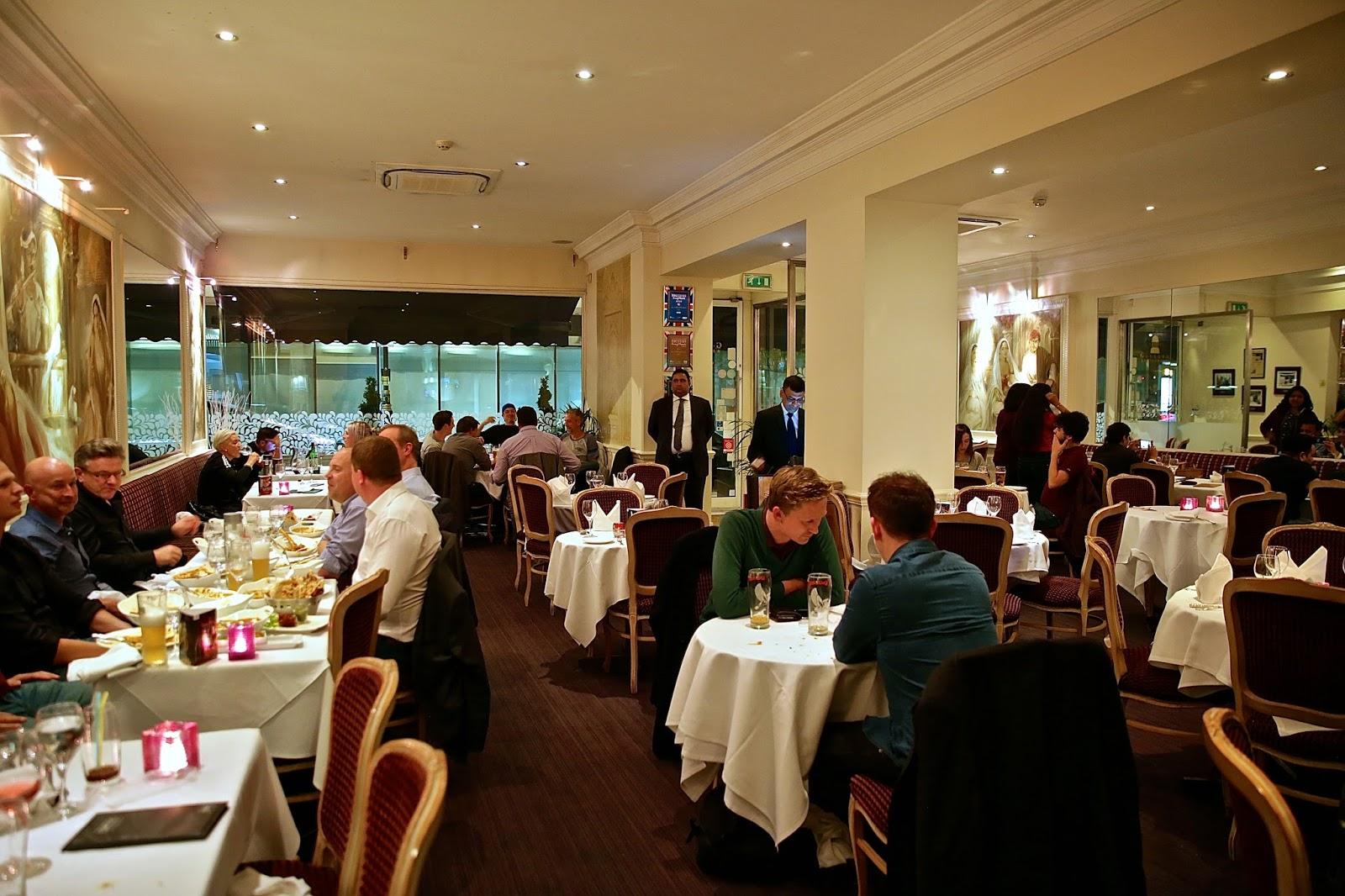 Gaylord Indian Restaurant In Glasgow