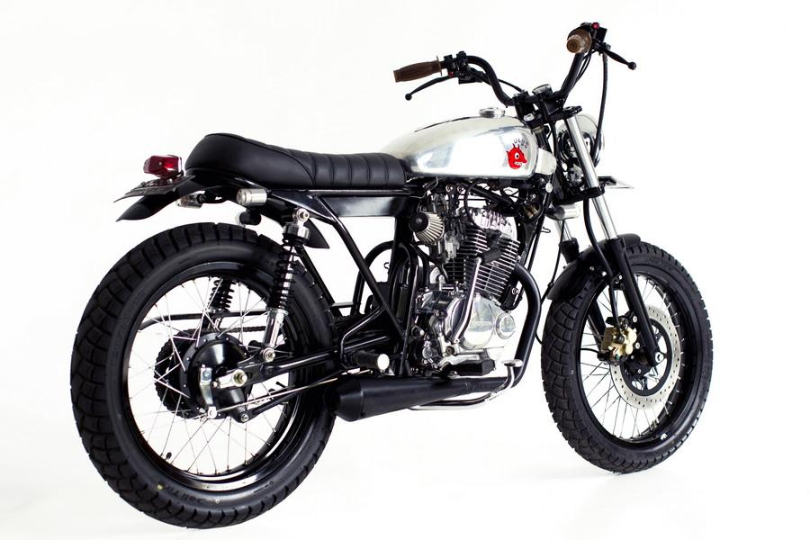 Honda Tiger Jap Style By Deus