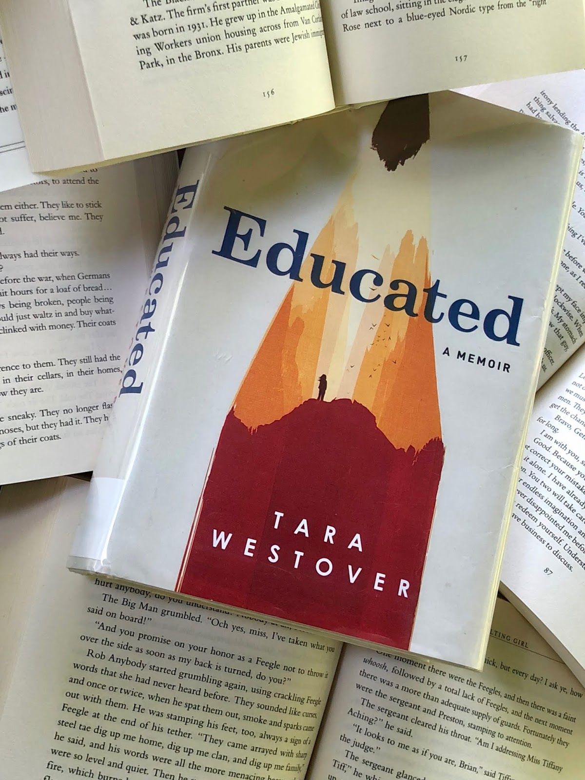 Book Discussions: Educated A Memoir