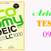 Listening Actual Test 9 Economy TOEIC Volume 1