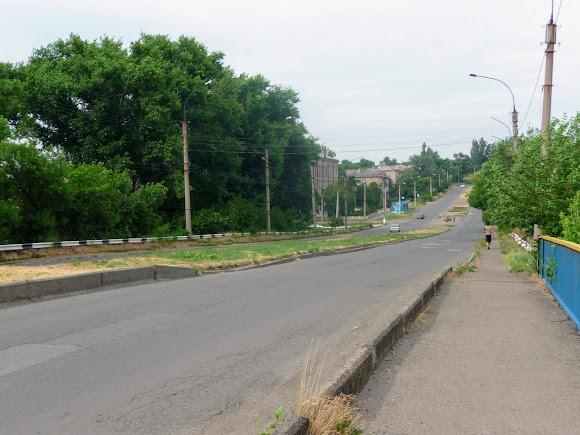 Константиновка. Ул. Соборности
