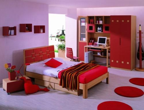 Desain Interior Kamar Tidur Full Color