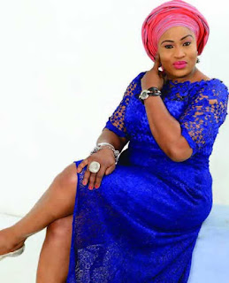Aishat Abimbola - My child confronted me for smoking in a movie